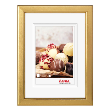 Hama Hama Bella Mia Gold Single picture frame
