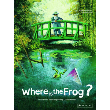 Angela Wenzel ISBN Where is the Frog?