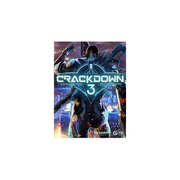 Microsoft Crackdown 3, Xbox One Basic