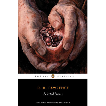 D. H. Lawrence ISBN Selected Poems