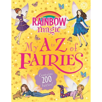 Daisy Meadows Hachette UK My A to Z of Fairies book English Paperback 224 pages