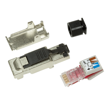 LogiLink TWP8P8FC6A wire connector RJ45