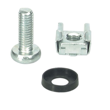 M-Cab 7200156 rack accessory Cage nuts pack