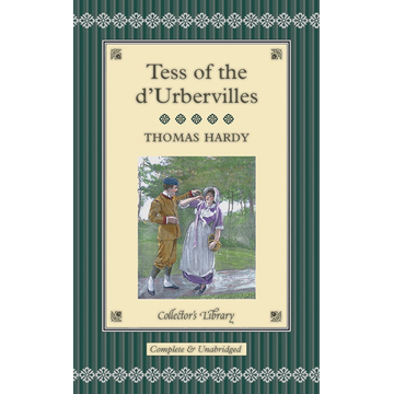 Hardy, Thomas ISBN Tess of the d'Urbervilles book English Hardcover 568 pages