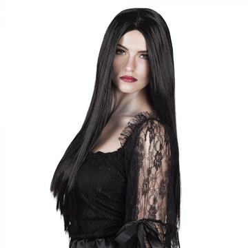 Fasnacht Boland Wig Bewitched Black