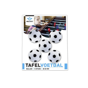 WEIBLE Angel Sports 723021 foosball accessory Football table ball 5 pc(s)