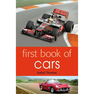 Thomas, Isabel ISBN First Book of Cars