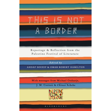 Coetzee, J.M. This Is Not a Border