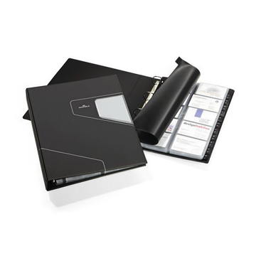 Durable Durable 246258 business card holder Anthracite