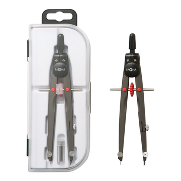 Pagna Pagna 23011-03 bow compass Black, Grey, Red