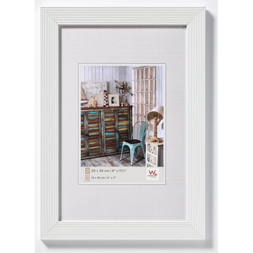 Walther Walther Design HI030W picture frame White Single picture frame