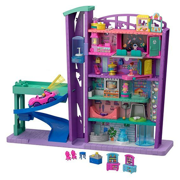 Barbie Polly Pocket GFP89 Puppenhaus