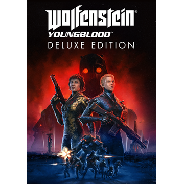 GAME Bethesda Wolfenstein: Youngblood - Deluxe Edition PlayStation 4