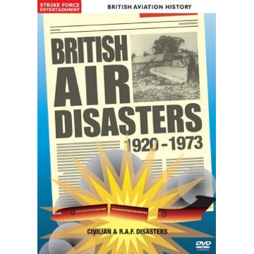 Cherry Red Records British Air Disasters 1920-1973
