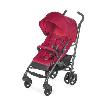 Chicco Chicco 06079596850000 baby carriage Jogging stroller 1 seat(s) Red