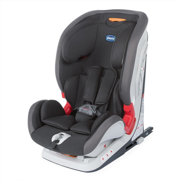 Chicco Chicco YOUniverse Fix baby car seat 1-2-3 (9 - 36 kg; 9 months - 12 years) Black