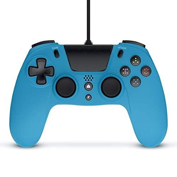 Gioteck VX-4 Blue Gamepad Analogue / Digital PlayStation 4