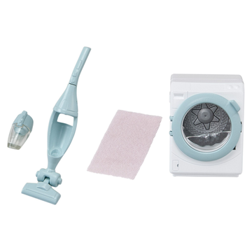 EPOCH Sylvanian Families Laundry & Vacuum Cleaner
