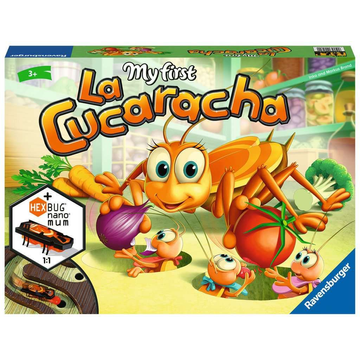 RAVENSBURGER Ravensburger My first La Cucaracha Kinder
