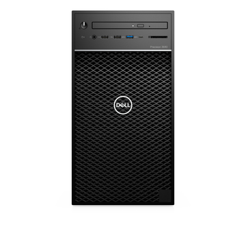 DELL Precision 3640 DDR4-SDRAM i7-10700 Tower 10th gen Intel® Core™ i7 16 GB 1256 GB HDD+SSD Windows 10 Pro Workstation Black