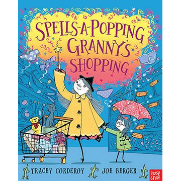 Corderoy, Tracey Allen & Unwin Spells-A-Popping, Granny's Shopping book English Paperback 32 pages