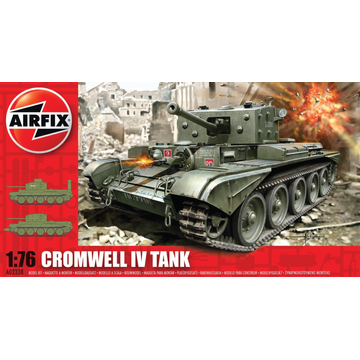 Hornby Gruppe Airfix Cromwell IV Tank