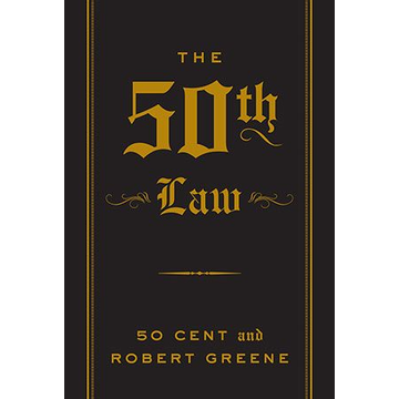 Greene, Robert Allen & Unwin The 50th Law book Business & finance English Paperback 320 pages