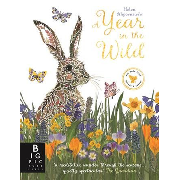 Symons, Ruth ISBN A Year in the Wild book Paperback 64 pages