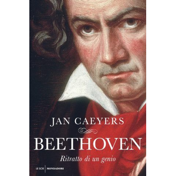 Jan Caeyers ISBN Beethoven book Italian 672 pages