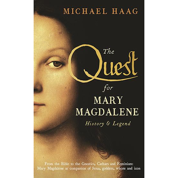 Haag, Michael Allen & Unwin The Quest For Mary Magdalene book History English Paperback 338 pages