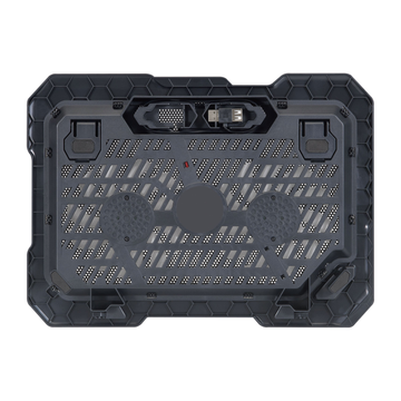 """Conceptronic Conceptronic THANA Notebook Cooling Pad, Fits up to 15.6"""", 2-Fan"""