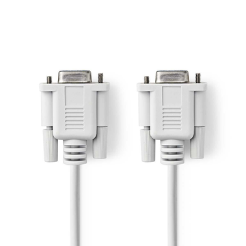 Nedis CCGP52055IV20 signal cable Ivory