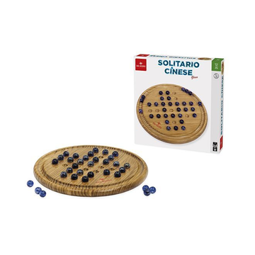 Dal Negro Dal Negro Solitario Cinese Glass Adults & Children Word board game