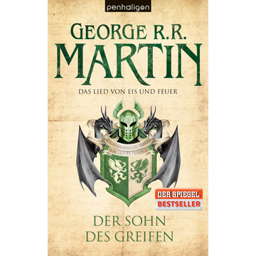 George R.R. Martin ISBN 9783764531041 book Fiction German Paperback 848 pages
