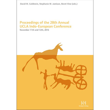 Hempen, U Proceedings of the 28th Annual UCLA Indo-European Conference - November 11th and 12th, 2016