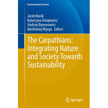 Springer Berlin The Carpathians: Integrating Nature and Society Towards Sustainability