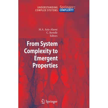 Springer Berlin From System Complexity to Emergent Properties
