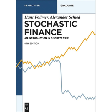 Hans Föllmer Stochastic Finance - An Introduction in Discrete Time