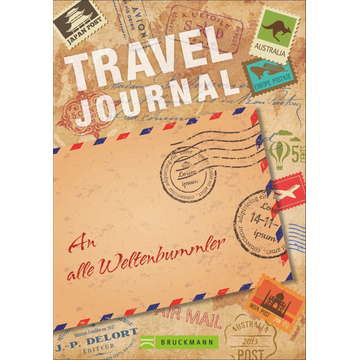 Klaus Viedebantt Travel Journal - An alle Weltenbummler