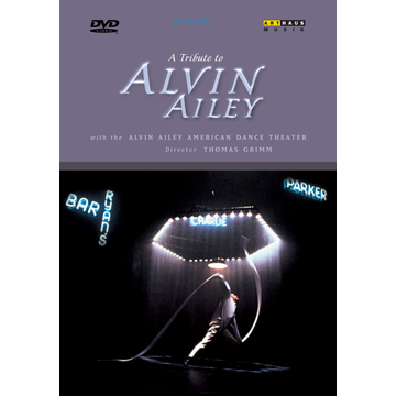 Thomas Grimm A Tribute to Alvin Ailey