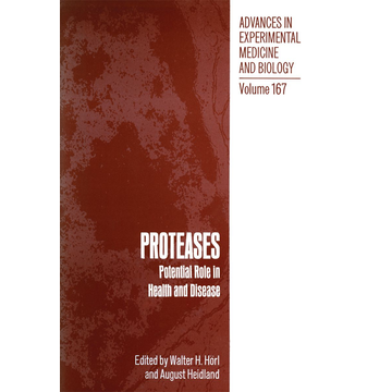 Springer US PROTEASES: Potential Role in Health and Disease