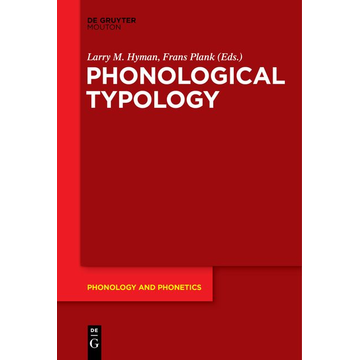 de Gruyter Mouton Phonological Typology