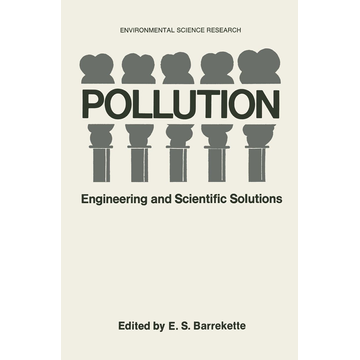 Springer US Pollution - Engineering and Scientific Solutions