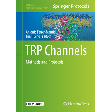 Springer US TRP Channels - Methods and Protocols