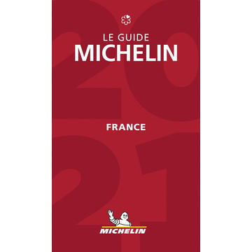 Michelin Editions des Voyages Michelin France 2021 - Hotels & Restaurants