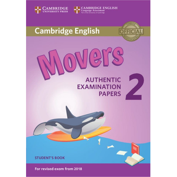 Klett Sprachen GmbH Cambridge English Young Learners Test Movers 2 - For the revised exam from 2018. Student's Book