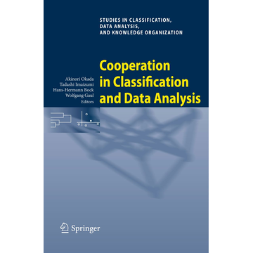 Springer Berlin Cooperation in Classification and Data Analysis - Proceedings of Two German-Japanese Workshops