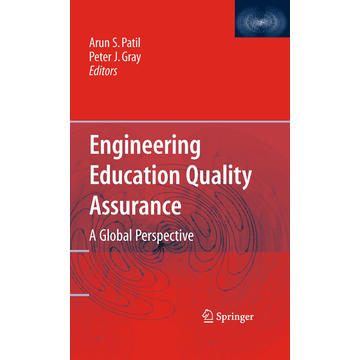 Springer US Engineering Education Quality Assurance - A Global Perspective