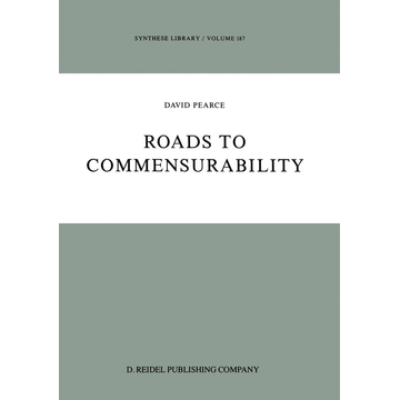 D. Pearce Roads to Commensurability