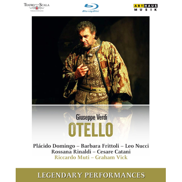 Domingo Verdi: Otello [Video]